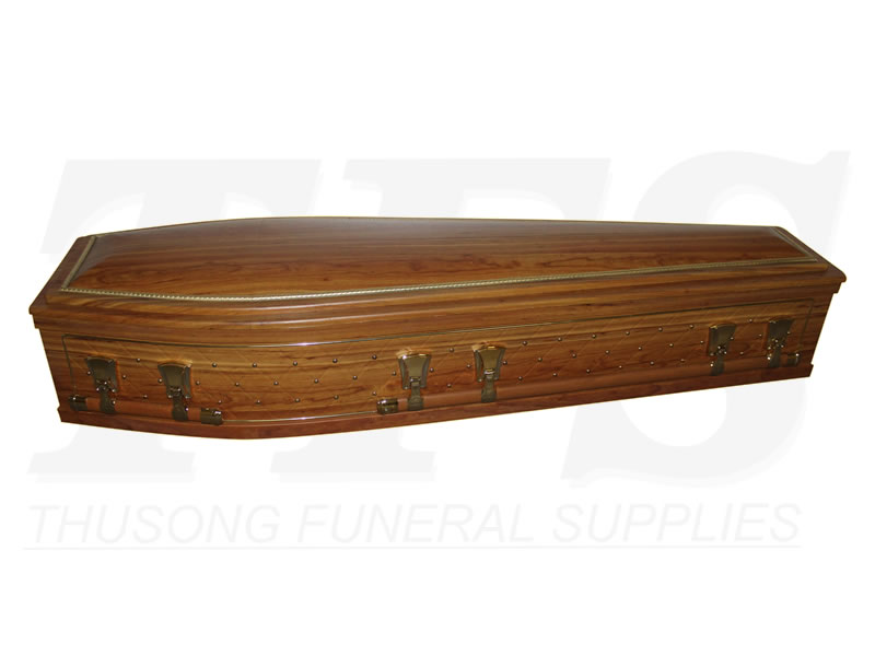 Tidy Cherry Dome Coffin | Dome Coffin Range